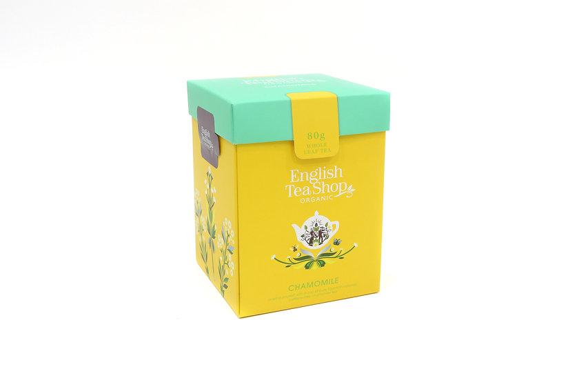 Chamomile (80g Whole Leaf Tea)   English Tea Shop   059950