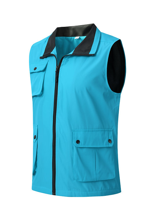 多功能背心外套 Adult Multi Pockets Vest (TC223073-YCFS19HB24)
