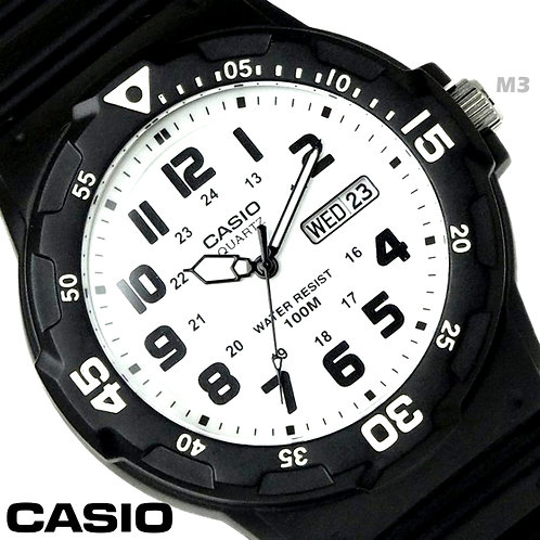 Casio Dive Watch (Unisex) | MRW-200H-7B | M3