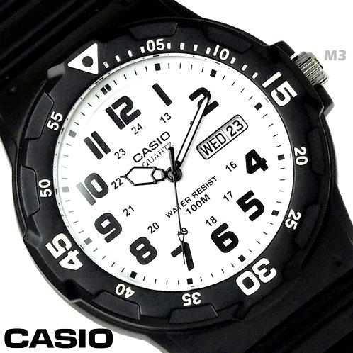 Casio Dive Watch (Unisex) | MRW-200H-7B | M3