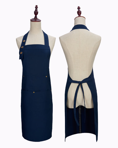 圍裙 連收納袋 Multi Pocket Bib Apron (TCWEICC-6HB78)
