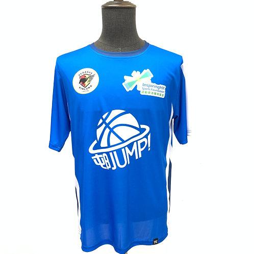 T裇 T-shirt | 凝動體育基金籃球教練制服 InspiringHK's Basketball Coach Uniform (TC00166)