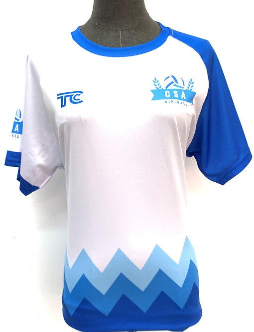 健球衫 Kin-Ball Jersey   CSA 健球隊球衣 CSA Kin-Ball Player Jersey (TC00174)