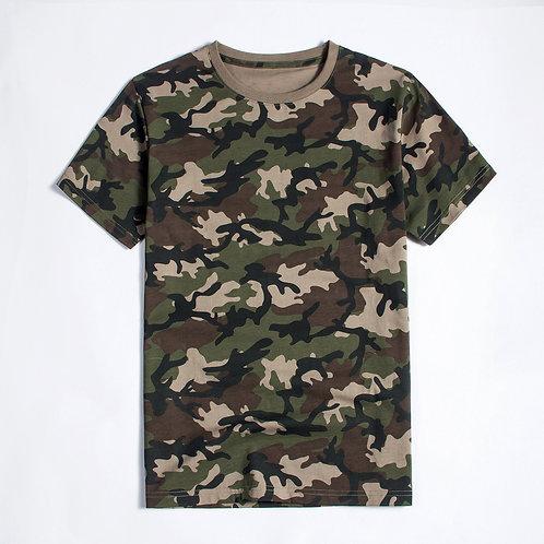 成人全棉迷彩T裇 Adult Cotton T-shirt   180g (TC193786-T0HB40)