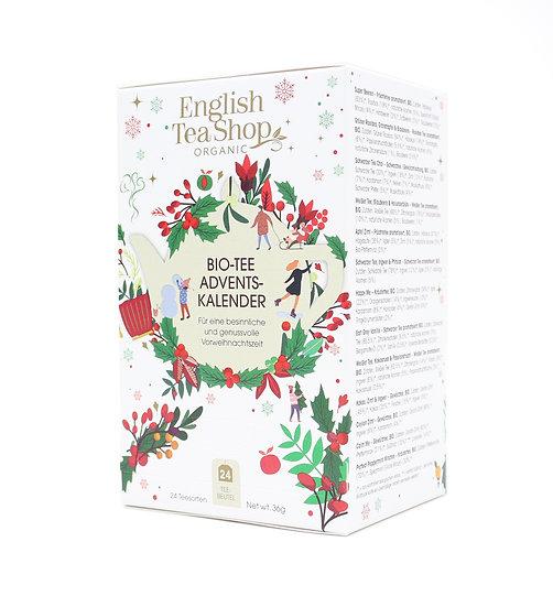 Advent Calendar (25 Tea Bag Sachets) | English Tea Shop | 060758