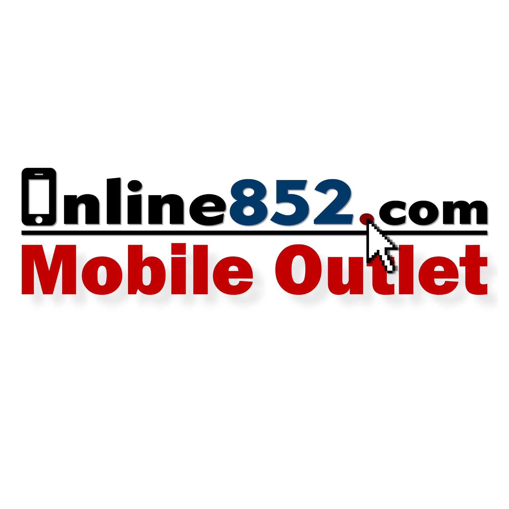 ONILINE852.com Mobile Outlet logo