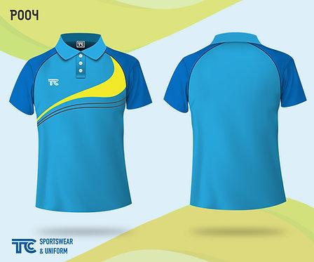 Polo裇 Polo Shirt (Design Template 參考設計 P004)
