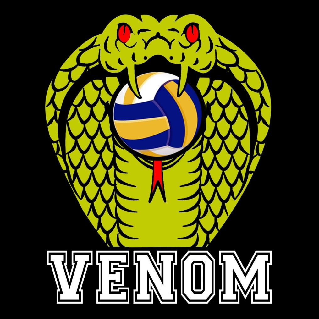Venom Philipines Volleyball Team 菲律賓排球隊.