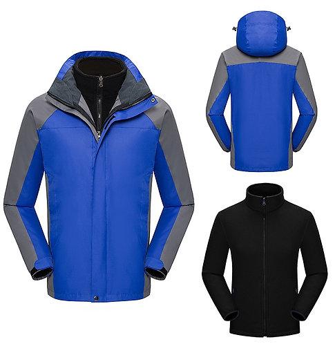 三合一成人外套 3-in1 Adult Interchange Jacket  (TC223058-15HB02)