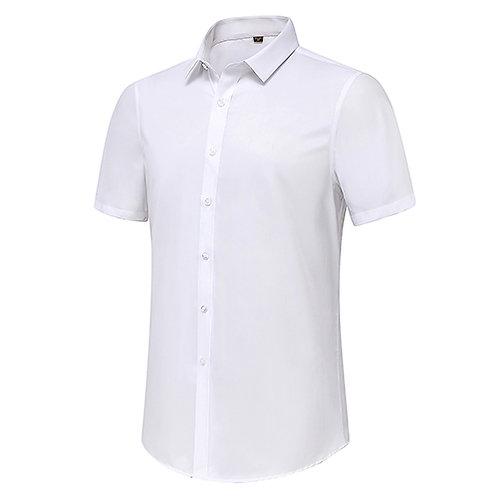 男裝短袖裇衫Men Short Sleeve Shirt (TCAIK-HBZD)