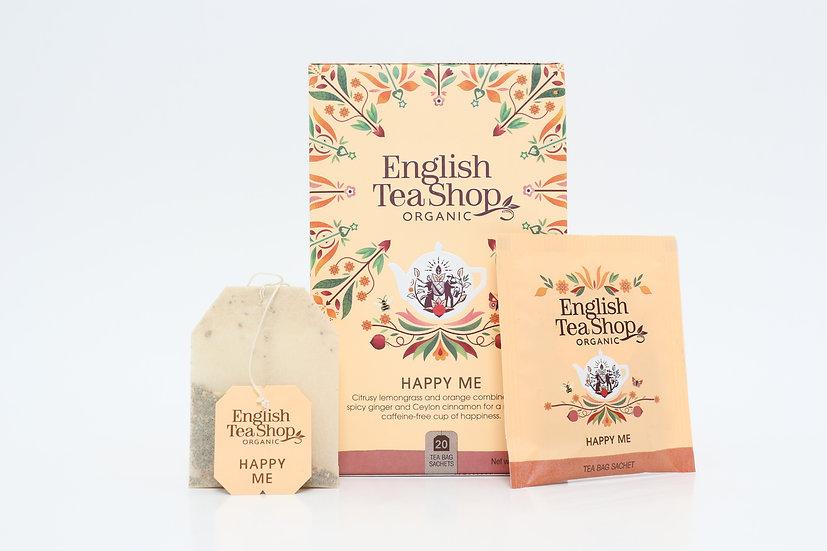 Happy Me (20 Tea Bag Sachets) | English Tea Shop | BR439354