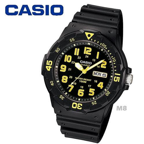 Casio Dive Watch (Unisex) | MRW-200H-9B | M8