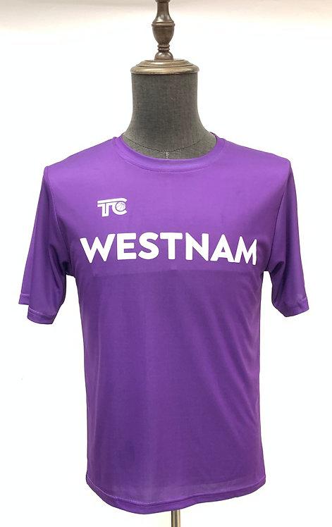 T裇 T-shirt   Westnam 籃球隊練習用隊衣 Westnam Basketball Team's Training Tee (TC00165)