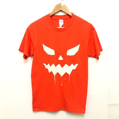 T裇 T-Shirt   夜光 萬聖節Halloween活動 Tee (TC00028)