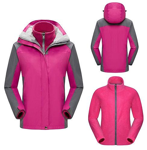 三合一女裝外套 3-in1 WomenInterchange Jacket  (TC223058-15HB02)