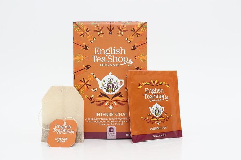 Intense Chai (20 Tea Bag Sachets)   English Tea Shop   BR579189