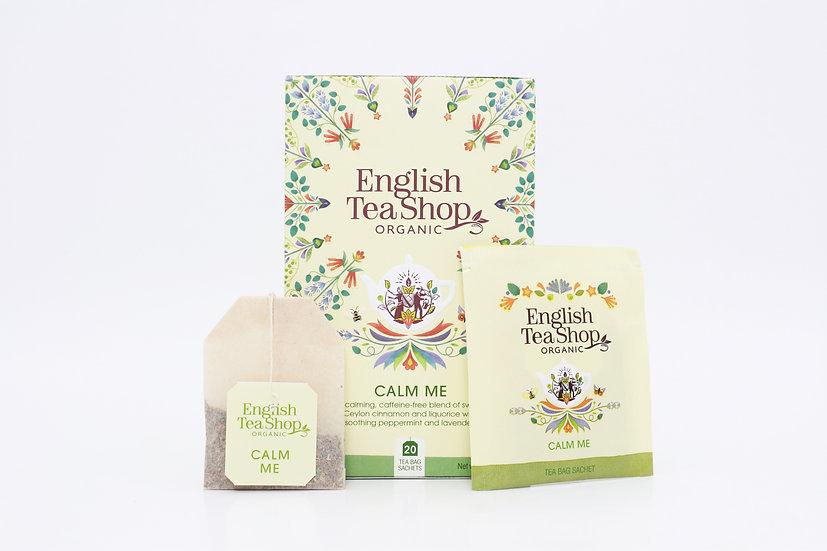 Calm Me(20 Tea Bag Sachets)   English Tea Shop   BR578405