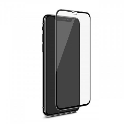 Edge to Edge Full Cover Tempered Glass Screen Protector for iPhone XS