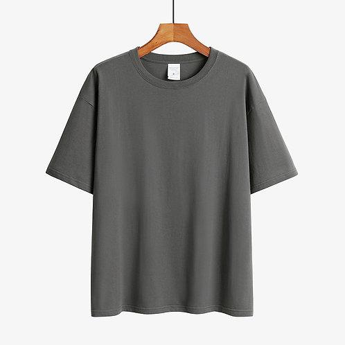 成人全棉圓筒無縫T裇 Adult Tubular Construction Cotton T-shirt   200g (TC222755-UY6HB01)