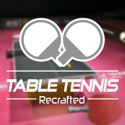 Table Tennis ReCrafted by Ianaa