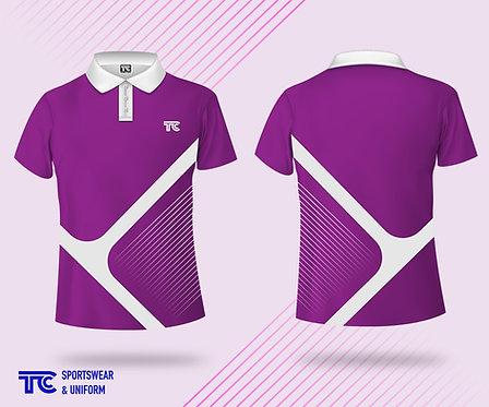 Polo裇 Polo Shirt (Design Template 參考設計 P001-B)
