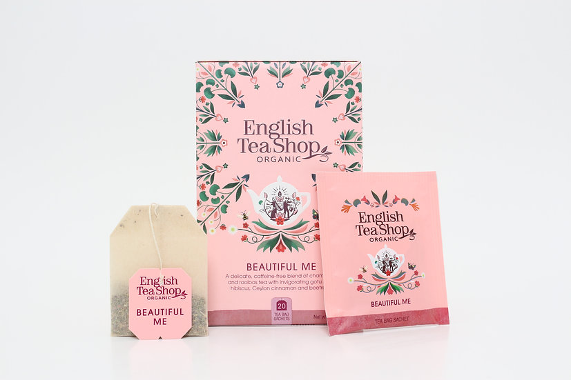 Beautiful Me (20 Tea Bag Sachets)   English Tea Shop   BR572609