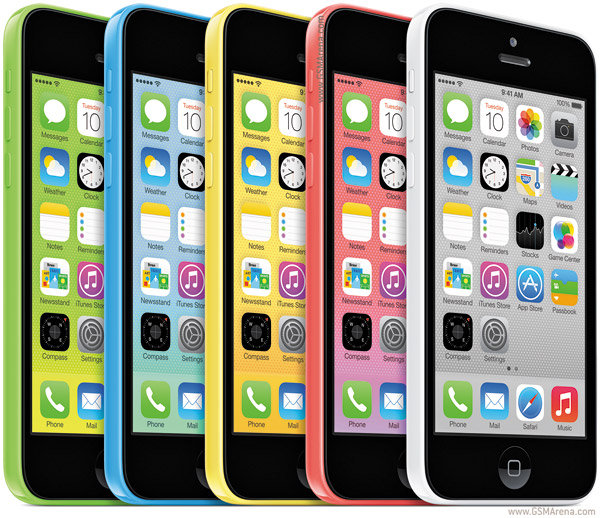 Refurbished iPhone 5C