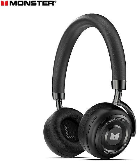 MONSTER Icon ANC Active Noise Cancelling Headphones 無線藍牙耳機