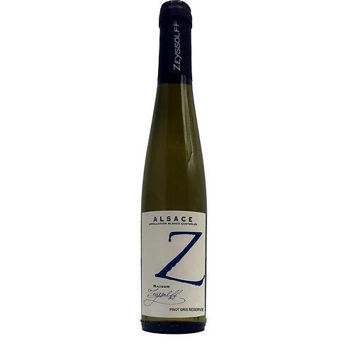 Pinot gris réserve 37.5cl 2019