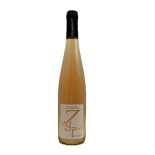 """Pinot gris """"rose"""" 75cl 2020"""