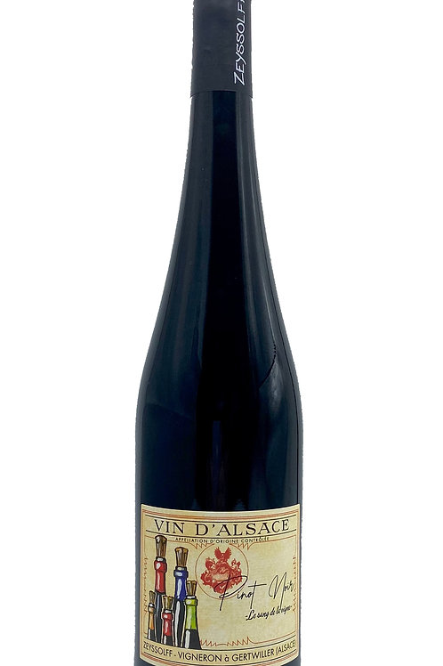 """Pinot noir """"le sang de la vigne"""" 75cl 2020"""