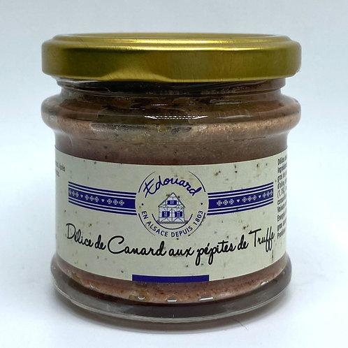 Délice de canard aux pépites de truffe ARTZNER 100G