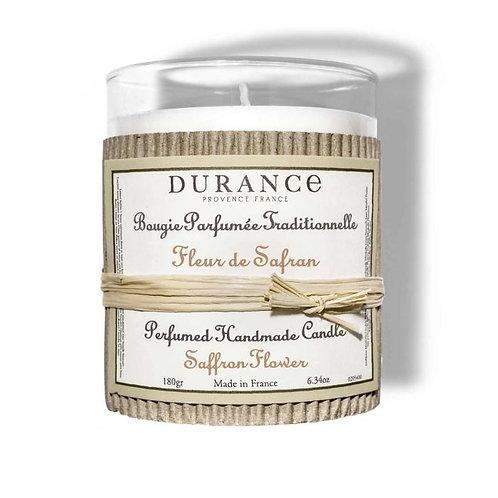 Bougie parfumée Fleur de safran 100g (40h)