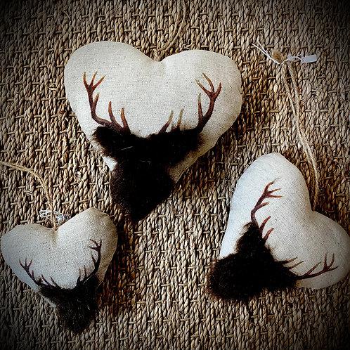suspension cœur : vendu à l'unité