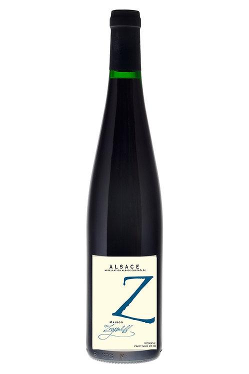 Pinot noir réserve 75cl 2019