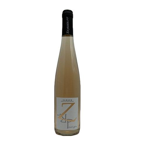 """Pinot gris """"rose"""" 75cl 2019"""