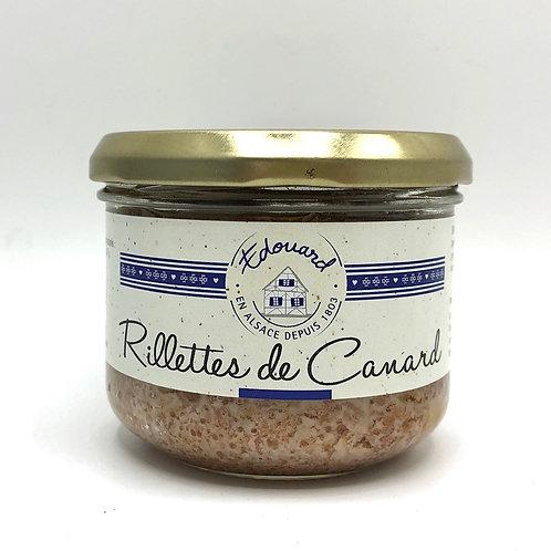 RILLETTES DE CANARD ARTZNER 180G