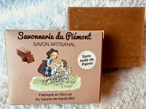 SAVON DE LA SAVONNERIE DU PIEMONT 100G : parfum au choix