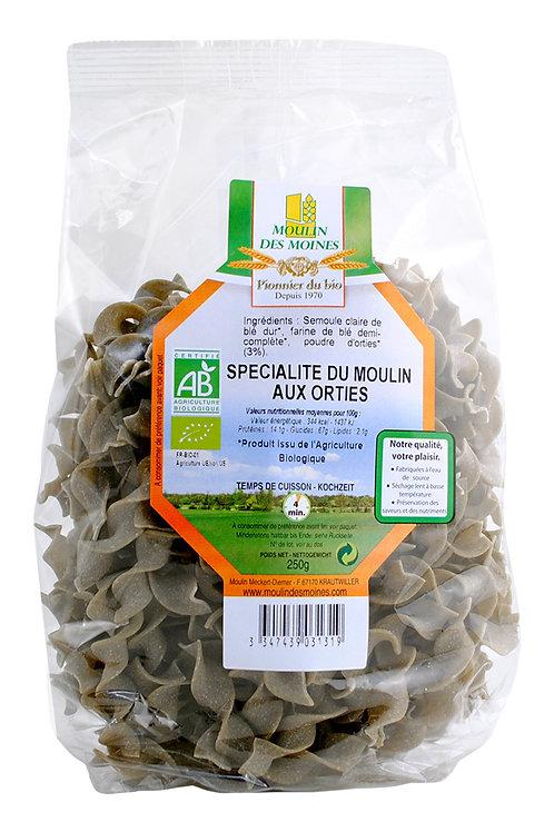 Pates aux orties BIO 250g