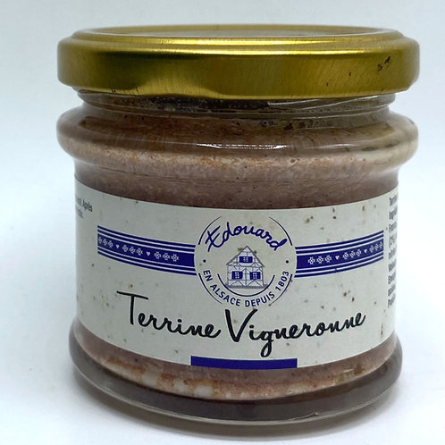 Terrine vigneronne ARTZNER 100G