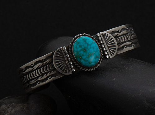 Herman Smith, Turquoise Bracelet