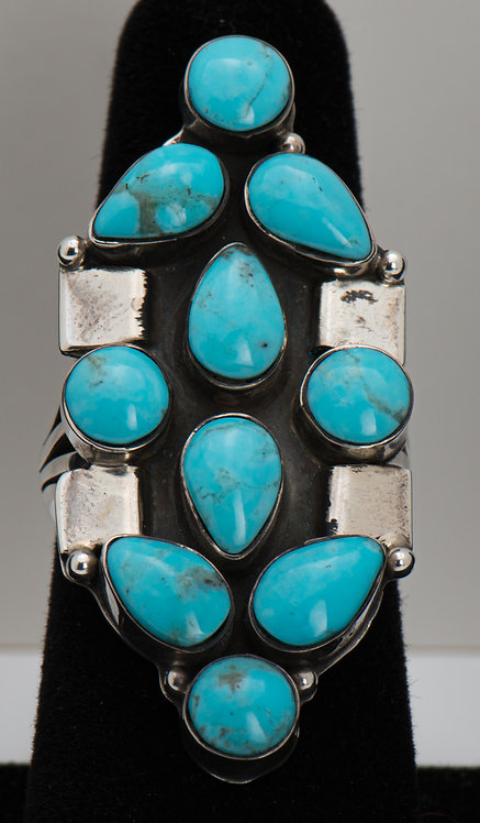 Turquoise Ring, 8