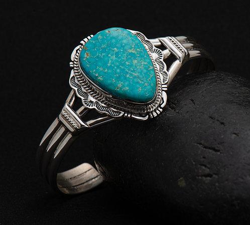 John Nelson, Kingman Turquoise Bracelet
