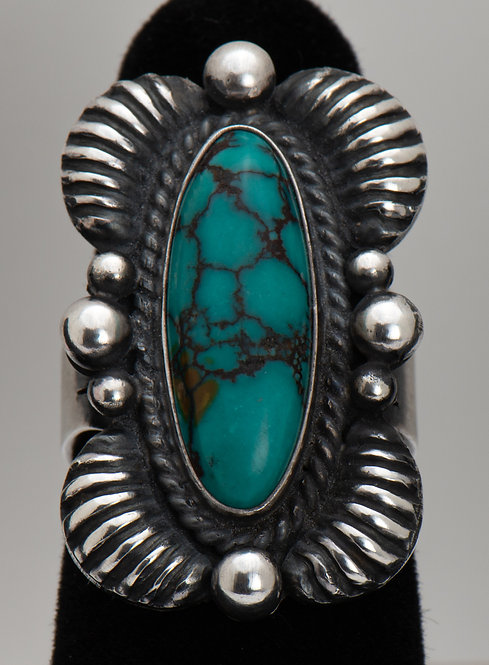 Turquoise Ring, 7.5