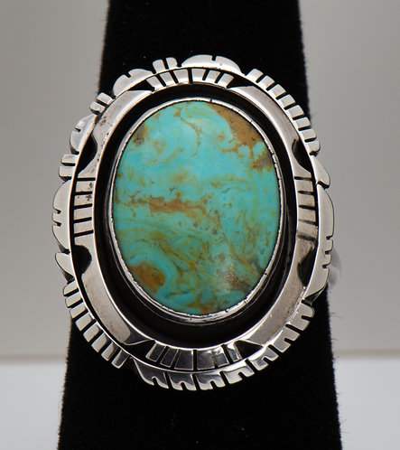 Turquoise Ring, 9