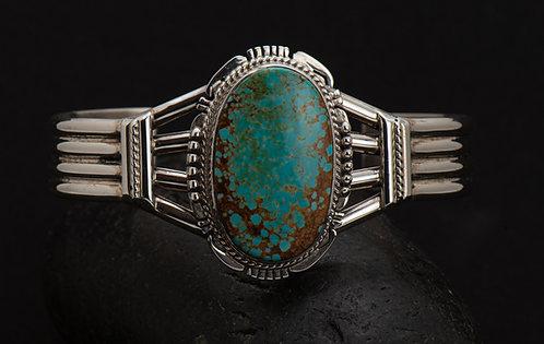 John Nelson, Number 8 Turquoise Bracelet