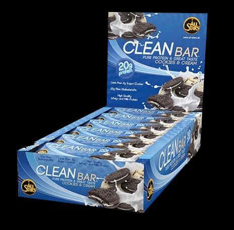 All Stars Clean Bar (60g)