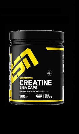 ESN Creatine Giga Caps 300