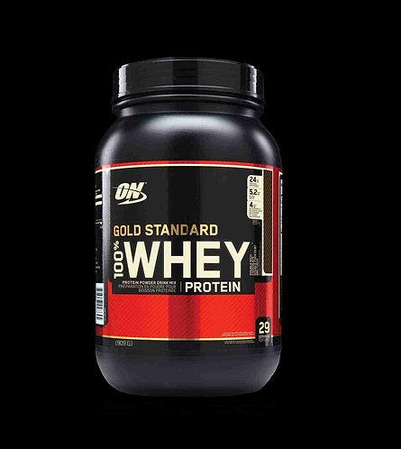 Optimum Nutrition 100% Whey Gold Standard (908g Dose)