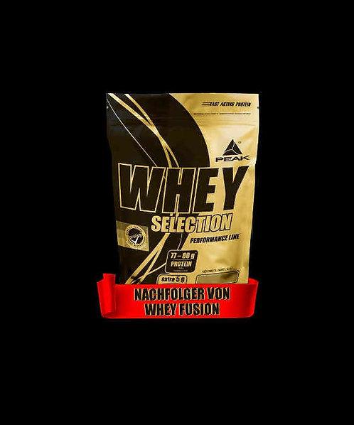 PEAK Whey Selection - 1000g